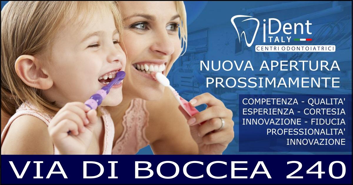 Italydent apre a Boccea!!